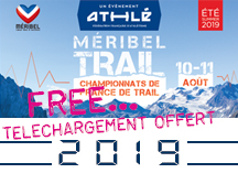 2019 VIGNT MERIBEL TRAIL