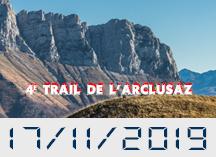 2019 TRAIL DE L'ARCLUSAZ