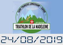 2019 VIGNT TRIATHLON DE LA MADELEINE