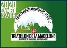 2020 VIGNT TRIATHLON DE LA MADELEINE